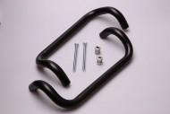 АК 30 Дръжка за врата-тръбна-черна