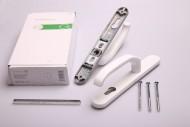 Дръжка за врата  92 мм.бяла GreenteQ