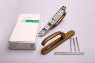 Дръжка за врата  92 мм.златна GreenteQ