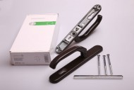 Дръжка за врата  92 мм.кафява GreenteQ