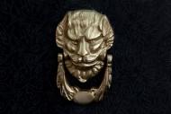 Чукче Лъв голям златен