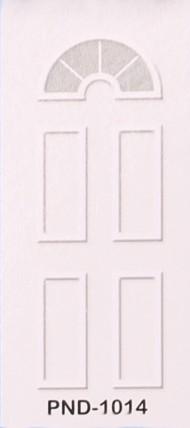 PND - 1014 - бял бял растер с 1 стъкло