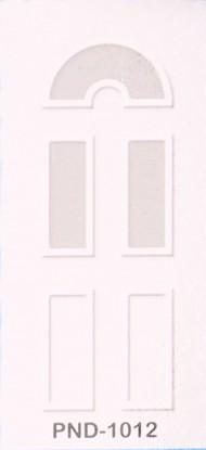 PND - 1012 - бял без растер с 3 стъкла