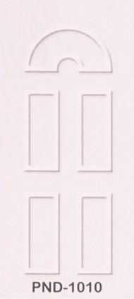 PND - 1010 - бял без стъкла