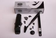Автомат MAB - ASSA ABLOY - черен